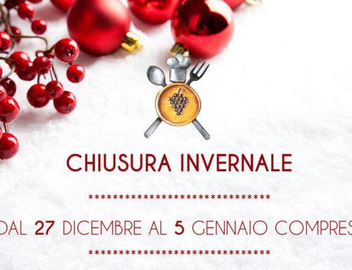 :: Chiusura invernale ::