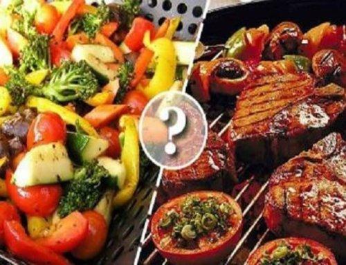 """Mercoledì 10 Luglio 2019 """"Vegetariani e Non"""""""